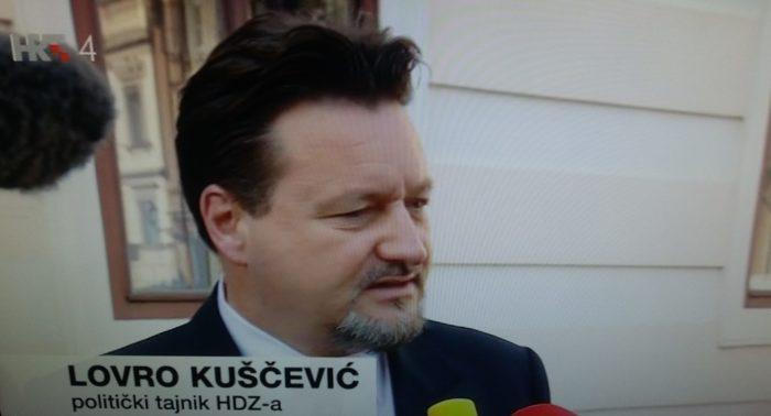 Kuščević: Ne bojimo se raskida koalicije sa SDSS-om, Pupovac nema razloga za ljutnju