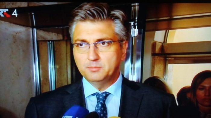 Plenković: Postrožit će se kazne za nasilnike u obiteljima