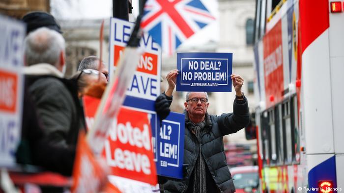 Potpuna neizvjesnost oko brexita