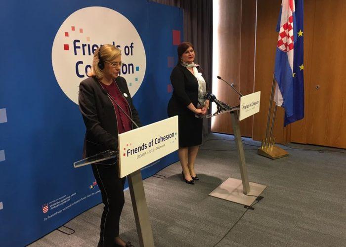 Creţu drži da Hrvatska ne treba brinuti za projekte, Žalac kaže da Hrvatska ima primjedbe na proračun EU-a