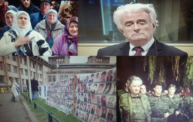 """Srebreničke obitelji žrtava pljeskom pozdravile doživotnu kaznu Karadžiću: """"Nekada se čini da pravde nema, ali je ipak stigla"""""""