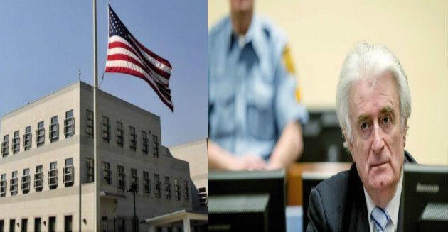 Veleposlanstvo SAD-a u Sarajevu djelomično zadovoljno presudom Karadžiću, Komšić kaže da ne postoji primjerena ovozemaljska kazna za zločine koje je Karadžić počinio sa svojim suradnicima