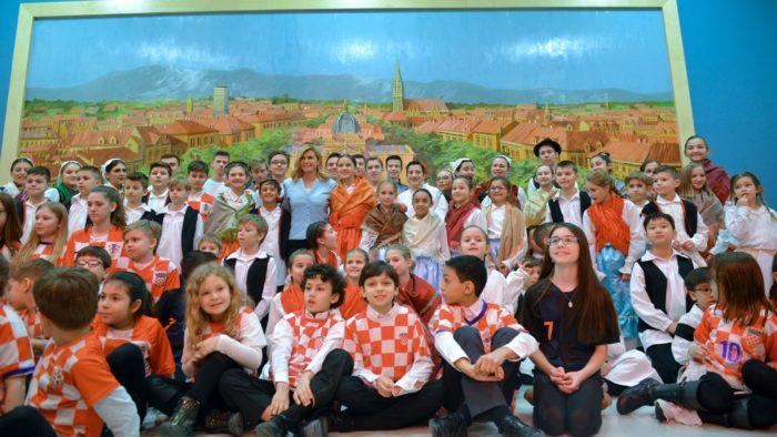 New York: Grabar-Kitarović se susrela s predstavnicima hrvatske zajednice