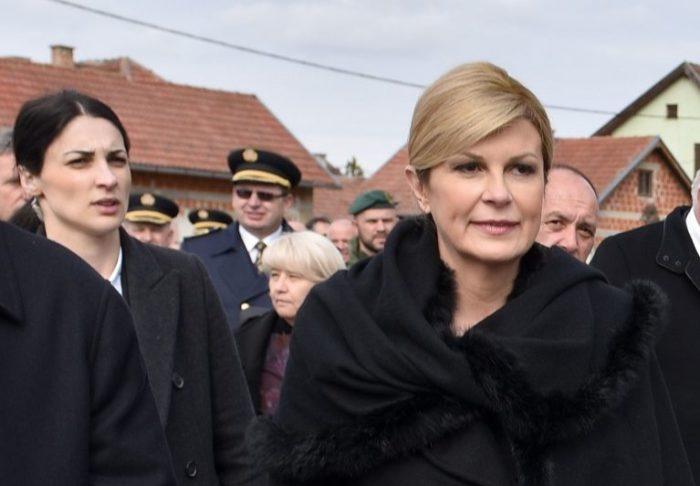 Predsjednica Grabar-Kitarović: Sustav socijalne skrbi treba reformirati odozdo