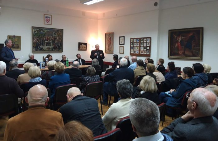 U Udruzi zagrebačkih Poljičana u Zagrebu predstavljena knjiga o malo poznatom svećeniku Poljičaninu don Marku Staniću