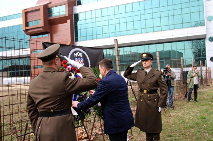 "FOTO GALERIJA: Dan Udruge HOS-a 1. samostalne bojne ""Marijan Baotić"" iz Vinkovaca"