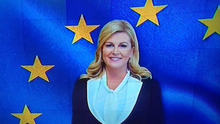 Predsjednica Republike Kolinda Grabar-Kitarović raspisala izbore za Europski parlament