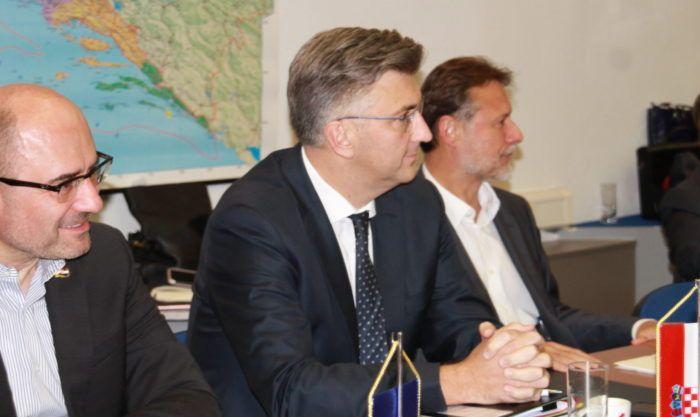 Šef HDZ-a Plenković: Na lokalnim izborima i europskim očekujemo pobjedu, u Hrvatskoj nema cenzure medija