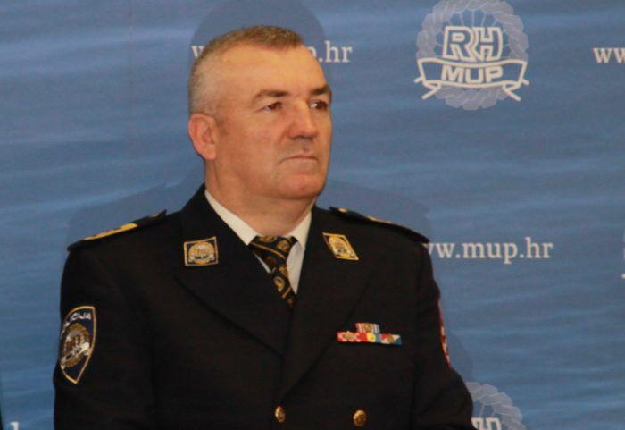 Ravnatelj policije Nikola Milina ponovio da je policija u slučaju Klancir postupala zakonito i bez utjecaja politike