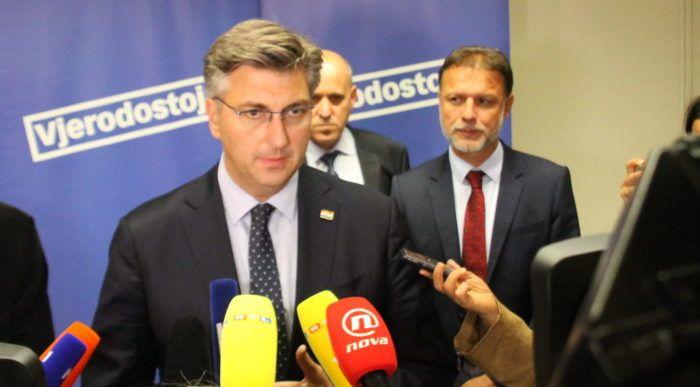 Plenković: Izbori za EU parlament bit će raspisani 26. ožujka