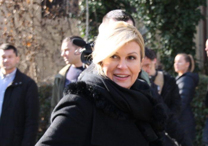 Predsjednica Grabar-Kitarović: Želim da novinari rade slobodno, bez pritisaka koji ne dolikuju demokratskom društvu