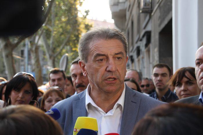 """Milinović: """"Vodili smo političku bitku s vrhom države, s vrhom HDZ-a"""""""