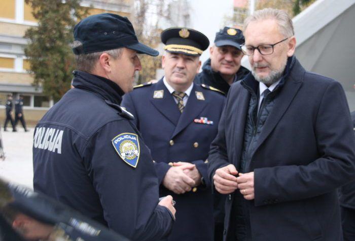 Pet izmjena MUP-ovih uredbi zbog ustrojavanja Ravnateljstva civilne zaštite i reorganizacije Uprave kriminalističke policije