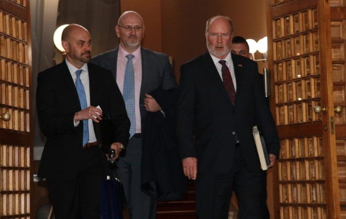 Američki veleposlanik Kohorst: SAD nije blokirao ulazak Hrvatske u OECD