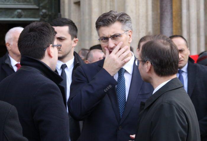 """""""Ususret izborima za Europski parlament"""" Matko Marušić: Hrvatska se stabilizira na plenkovićevštini, što znači da je postala Europa"""