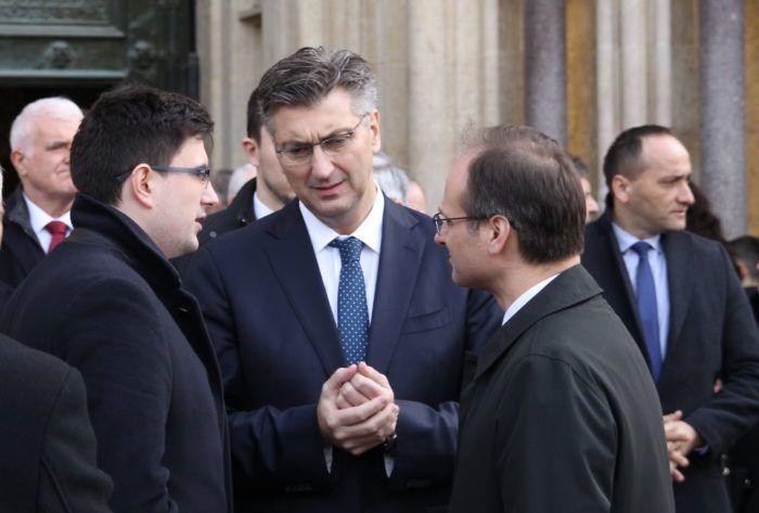 """Plenković komentirao teze da je Vlada lobirala za zabranu mise na Bleiburgu: """"nebulozne, zlonamjerne i bezobrazne teze koje se plasiraju u krajnje desnim krugovima"""""""