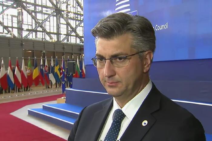 Plenković pozdravlja kompromisnu odluku EPP-a o Fideszu