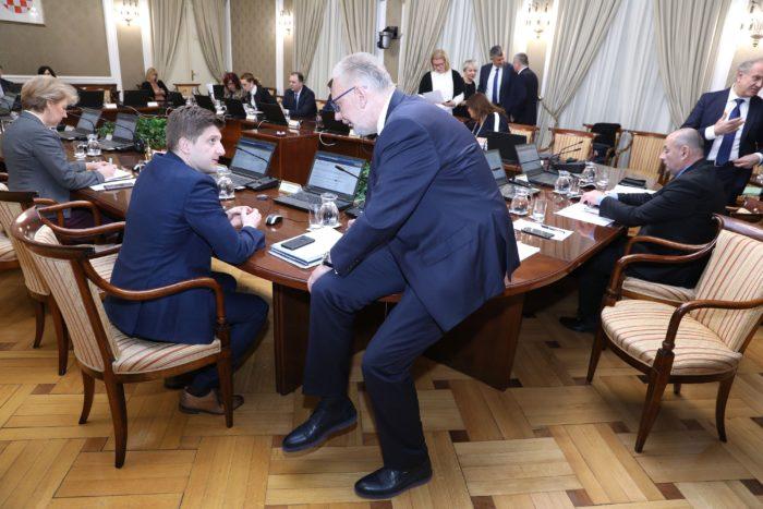 U saborsku proceduru poslane izmjene i dopune Zakona o policijskim poslovima i ovlastima