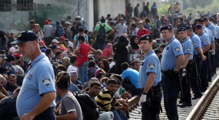 """EU razvija """"pametne granice"""" za suzbijanje ilegalne imigracije"""