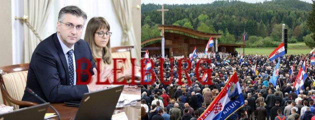 Plenković: Nadam se da će se naći rješenje za komemoraciju na Bleiburgu