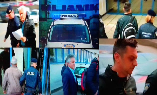 Uhićene u akciji Uljanik policija sumnjiči za štetu veću od 1,2 milijarde kuna
