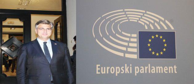 Šef HDZ-a Plenković: Očekujem vidljiviju kampanju za izbore za Europski parlament