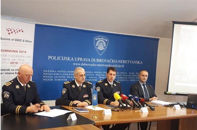 """Policija: Summit """"16+1"""" bez ijednog sigurnosno rizičnog događaja, angažirano 3000 policajaca"""