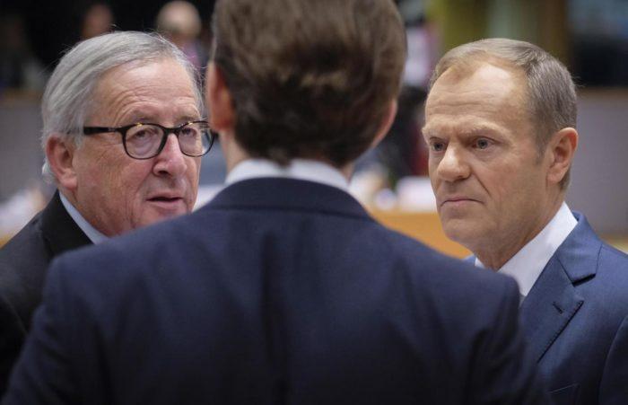 Tusk i Juncker očekuju brexit u skladu sa zaključcima Europskog vijeća