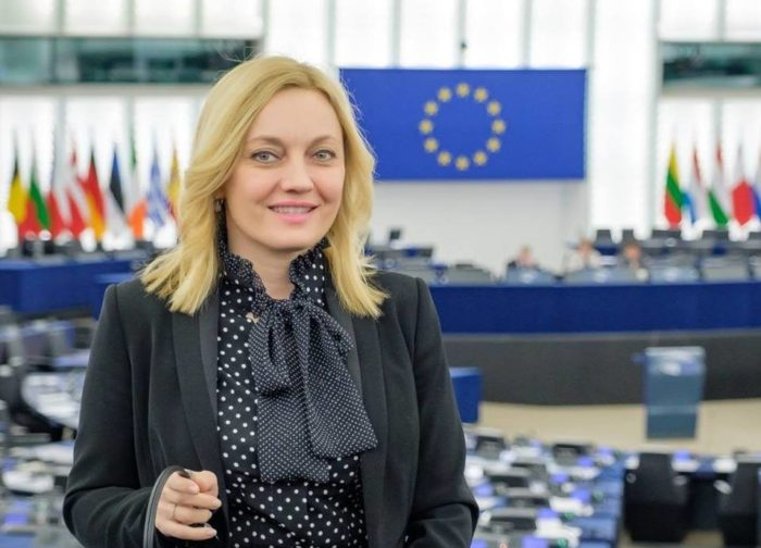 """Marijana Petir: """"Ljudsko dostojanstvo je u temelju Europe, na njemu počiva Europa što je drukčiji temelj koji posjeduje ostatak svijeta"""""""