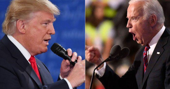 """Trump reagirao na Bidenovu objavu predsjedničke kandidature: """"Dobrodošao u utrku Uspavani Joe"""""""