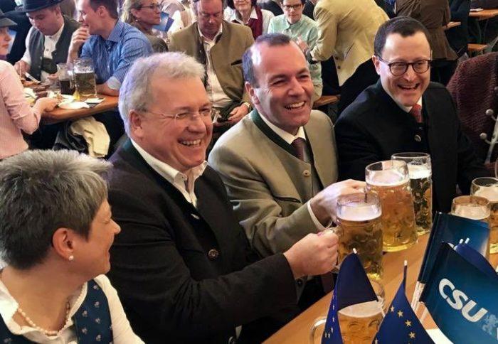EU Izbori: Manfred Weber zagovara samo jedno sjedište Europskog parlamenta