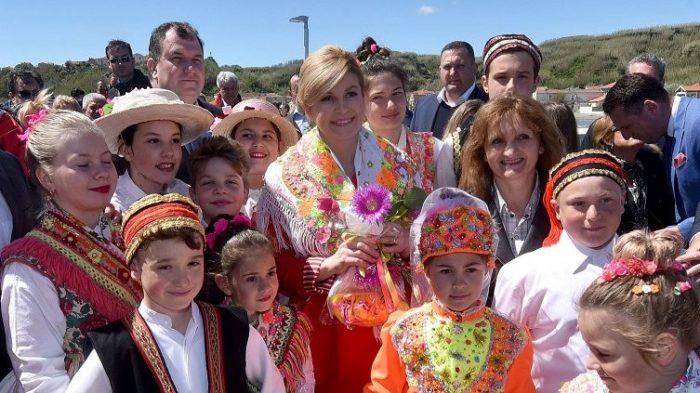 """""""Sretan rođendan"""" Predsjednica Kolinda Grabar-Kitarović danas slavi 51. rođendan"""