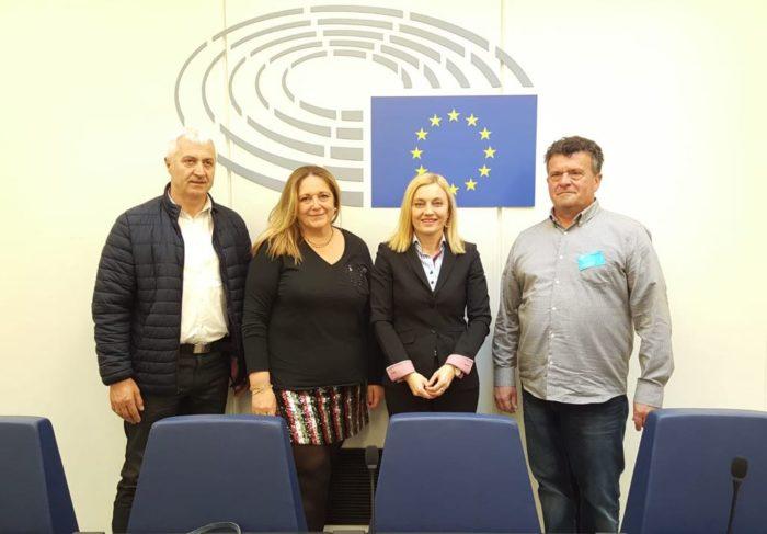 Najbolji hrvatski proizvođač vina i maslinovog ulja predstavili se u Europskom parlamentu