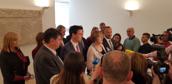 """""""SUVERENISTI PREDALI LISTU ZA EU IZBORE"""" Ruža Tomašić: Hrvatski suverenisti imaju najbolju listu"""