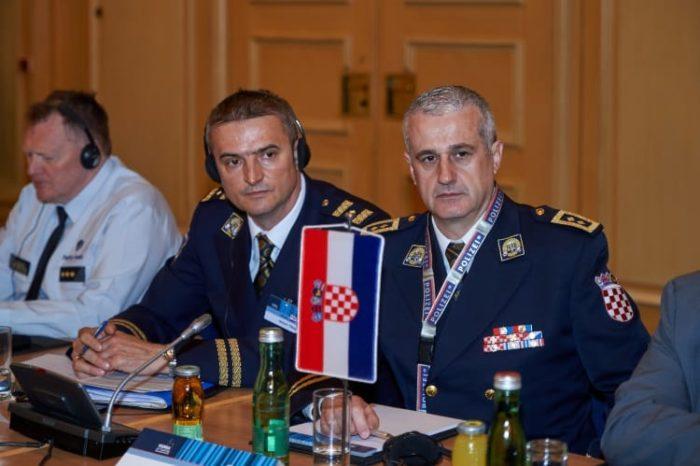 Predstavnici Policijske uprave zagrebačke sudjelovali  na konferenciji šefova policijskih metropola u Beču