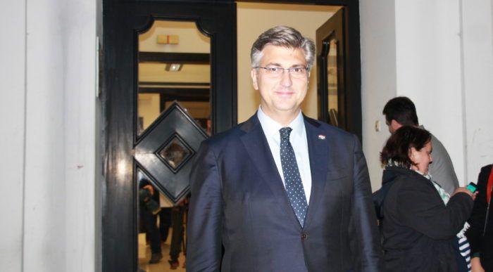 Plenković: HDZ je glede suverenizma jači od bilo koje druge stranke u Hrvatskoj