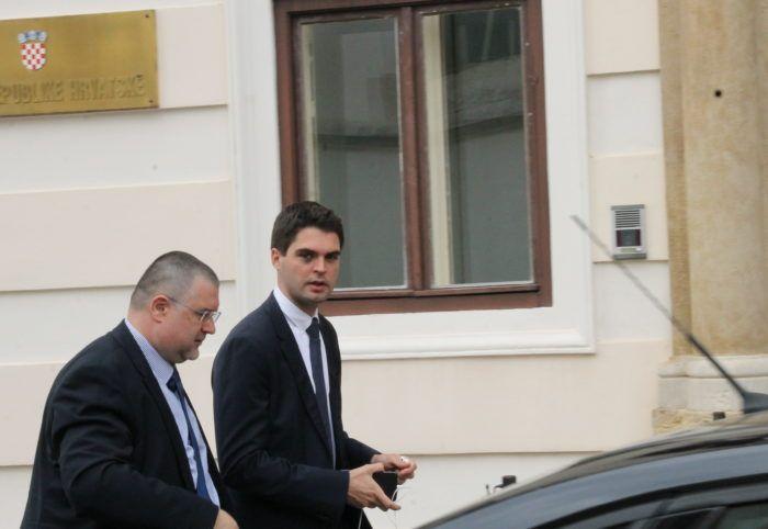 """Ressler odbacio kritike da HDZ-ova eurolista nema težinu: """"Ovo je lista koja ima potrebno znanje, stručnost i sposobnost za zastupanje hrvatskih interesa u Europskoj uniji"""""""