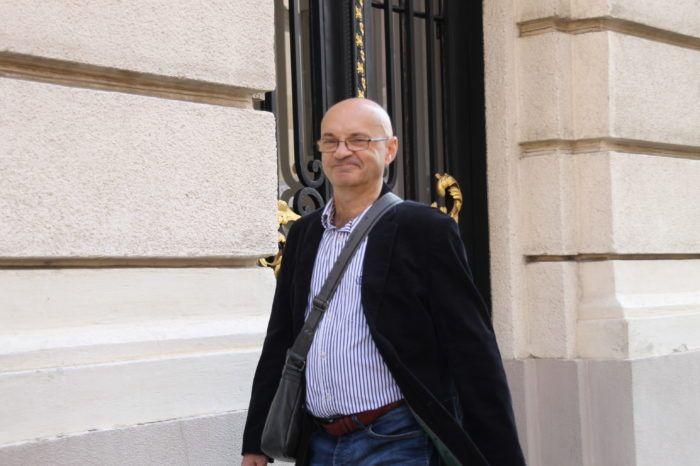 Čelnik stranke Snaga Goran Aleksić predao DIP-u listu za izbor zastupnika u Europski parlament