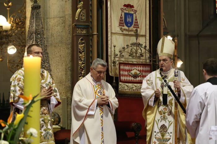 Kardinal Bozanić: Potrebna nam je snaga uskrsne odlučnosti