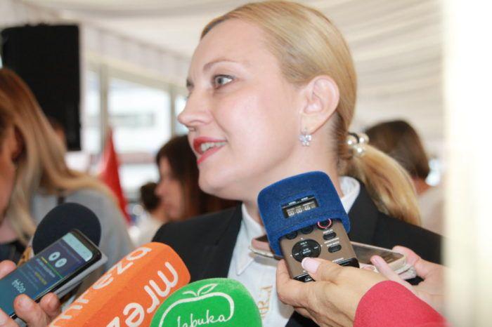 """""""IDE PO JOŠ JEDAN MANDAT U EU"""" Nezavisna kandidatkinja Marijana Petir u iduća dva dana mora skupiti 5000 potpisa"""