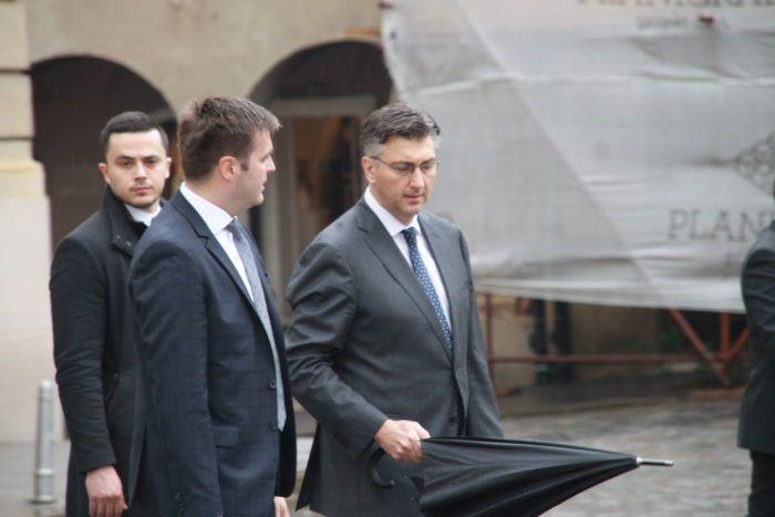 Plenković: RH ponudom ekspertize u obnovi crkve Notre-Dame šalje poruku prijateljstva Francuskoj