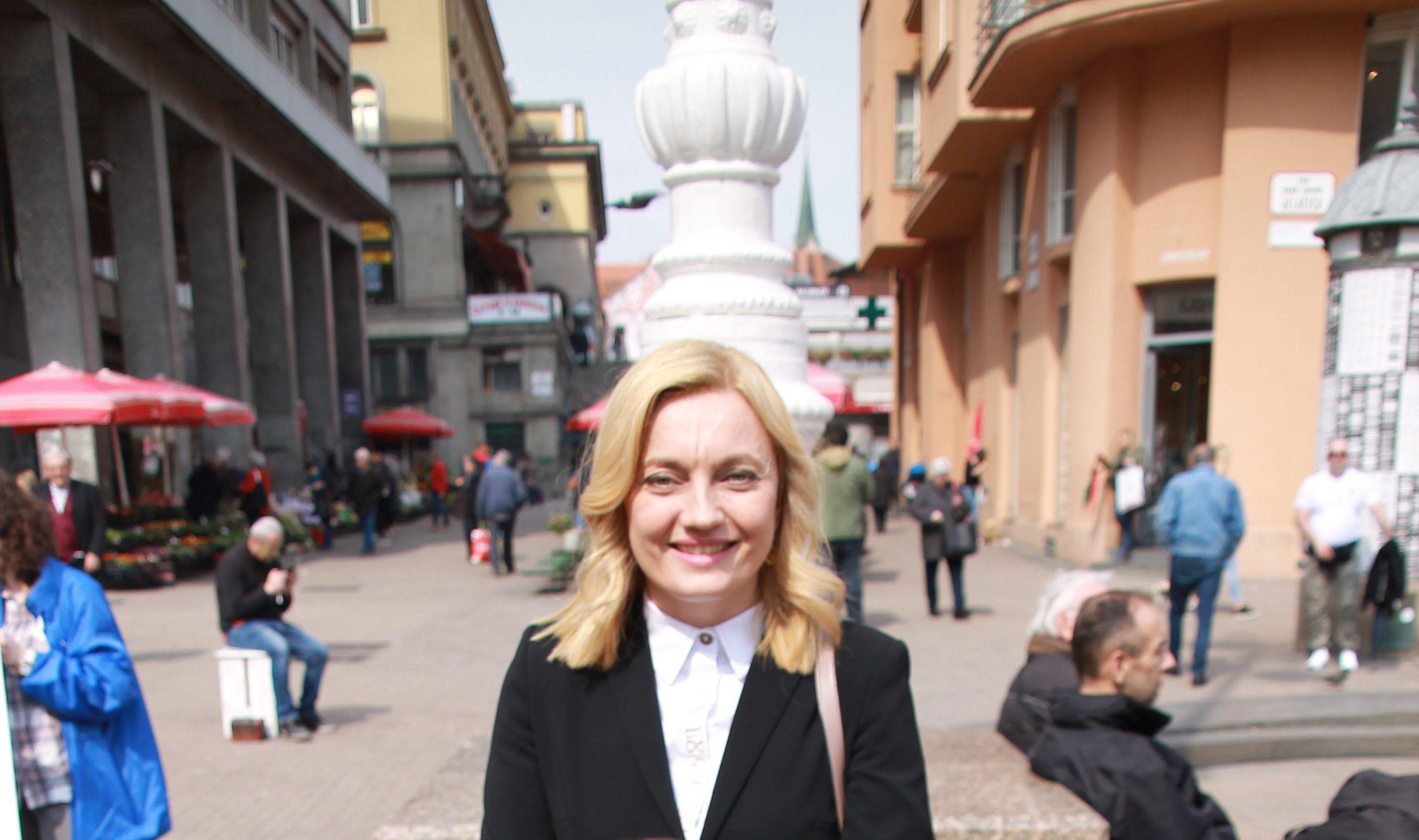 """Marijana Petir predstavila Kandidacijsku listu: """"Stvarno je čudo u dva dana sakupiti 11.361 potpisa bez ikakve infrastrukture"""", na mojoj list su """"ljudi iz naroda"""""""