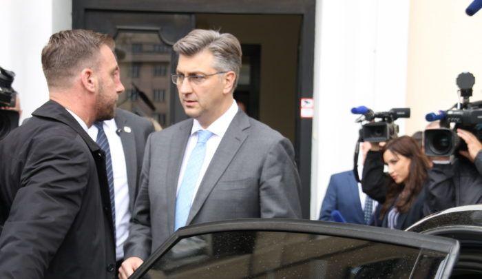 Plenković: Policija ima jako dobar uvid u zaštitu hrvatskoga teritorija od nezakonitih migracija