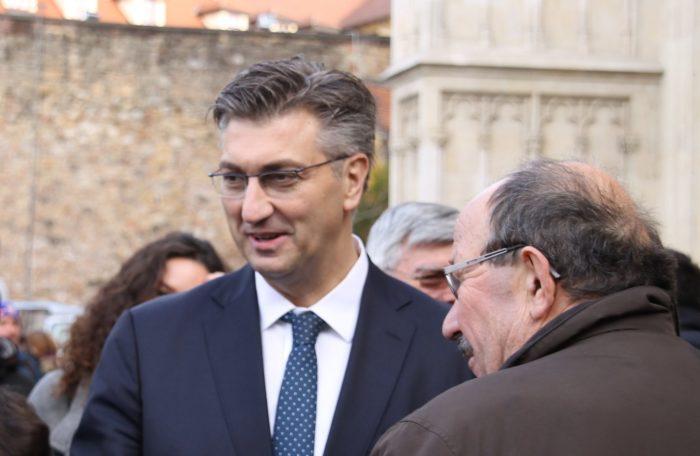 Plenković čestitao Međunarodni praznik rada: Vlada građanima nastoji osigurati kvalitetniji životni standard