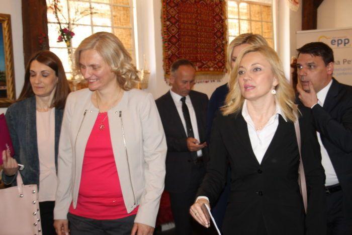 Marijana Petir: U utrku za mandat u EU parlamentu uz ljude iz naroda