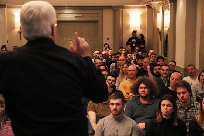 "Održano premijerno izdanje konferencije ITkonekt: zvijezda večeri Amerikanac Robert C. Martin, poznatiji kao ""Uncle Bob"""