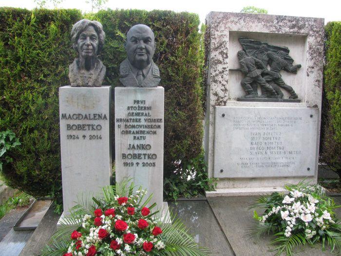 Krstičević: General Bobetko otac je moderne Hrvatske vojske