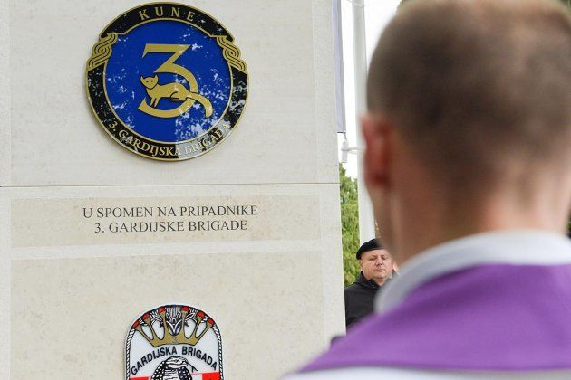 """29. obljetnica osnutka 3. gardijske brigade """"Kuna"""""""