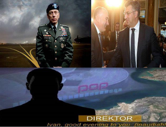 """Patera Ivana Tolja """"provalio"""" prvi suradnik moćnog Davida Petraeusa, nekadašnjeg direktora CIA-e!?"""