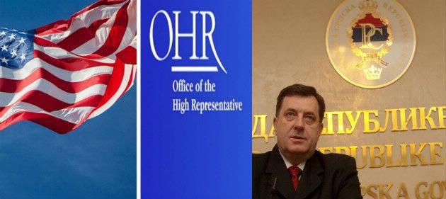 SNAŽAN UDARAC DODIKU: Veleposlanstva SAD-a, Njemačke, Velike Britanije, kao i OHR oglasili se o nacrtima zakona u RS-u
